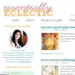 The Story of Essentially Eclectic: Blog Changes Over The Years