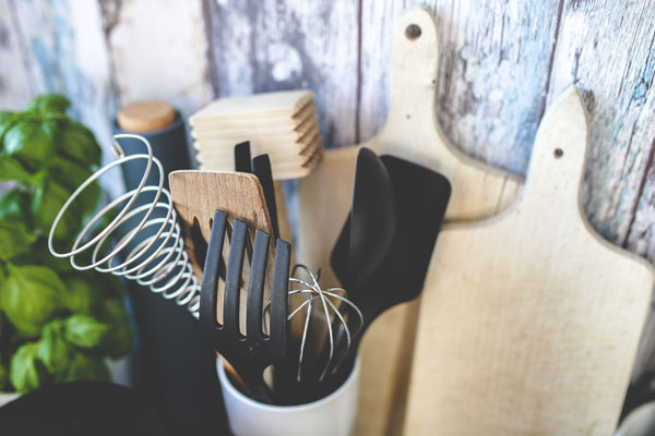 Cooking Utensils: How To Meal Plan