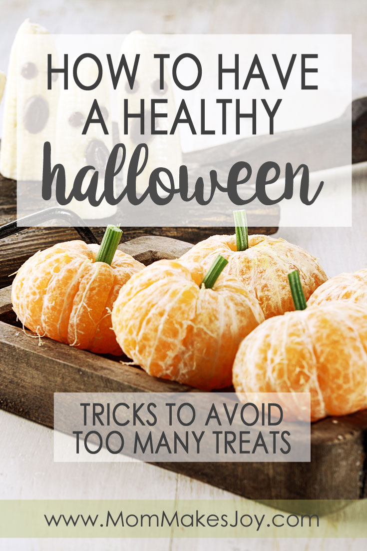 Having a healthy Halloween doesn't have to be difficult! Get your kids on board with low sugar treats using these simple suggestions for fall fun instead | Apple Picking | Spooky Movie Night | Pumpkin Carving | Healthy Treats | Fall Fun