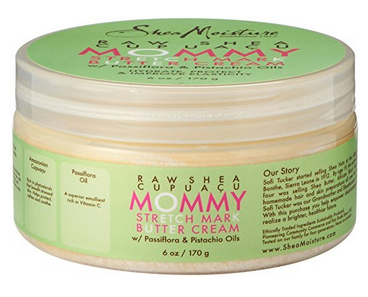 Shea Moisture Stretch Mark Cream