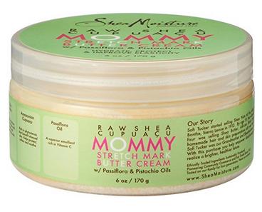 Shea Moisture Stretch Mark Cream