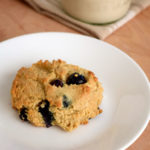 Blueberry Almond Scones (Dairy-Free & Gluten-Free)