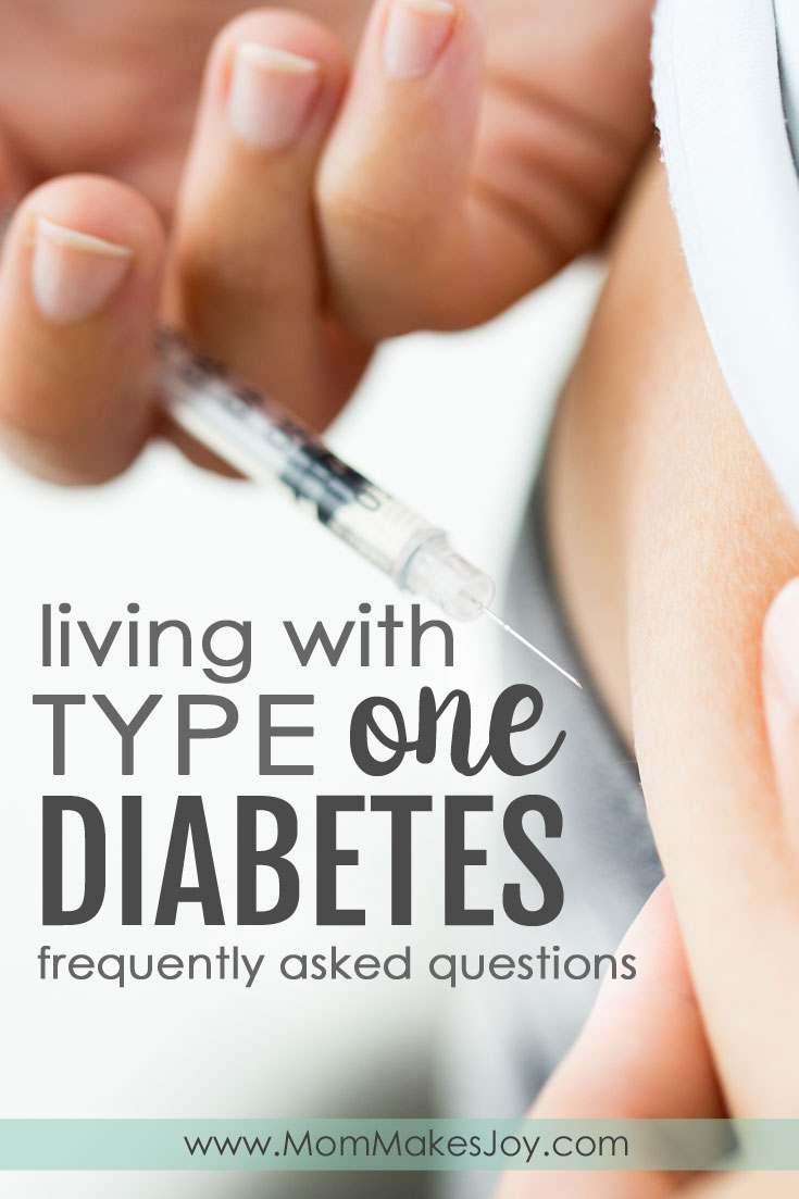 Type 1 diabetes is a chronic illness that is highly stigmatized and misunderstood. Here I answer frequently asked questions about living with it.