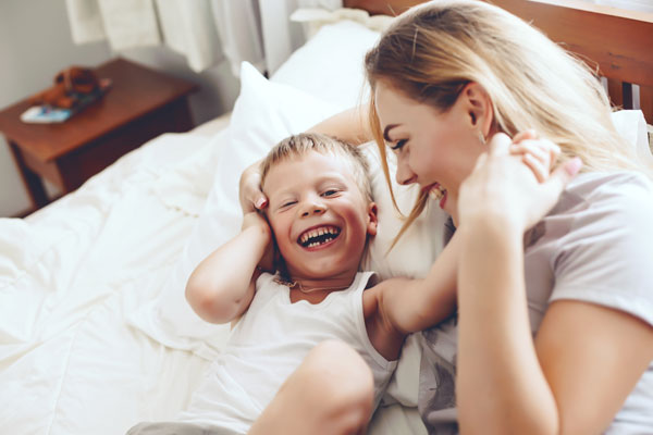 Playing with our kids is an important way to build connection