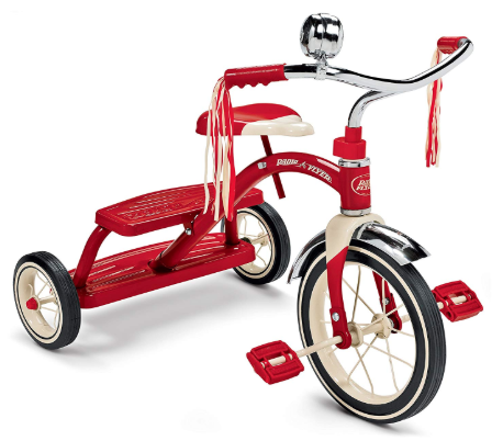 Red Radio Flyer Classic Tricycle