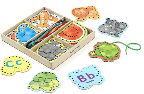 Melissa and Doug Lacing Cards
