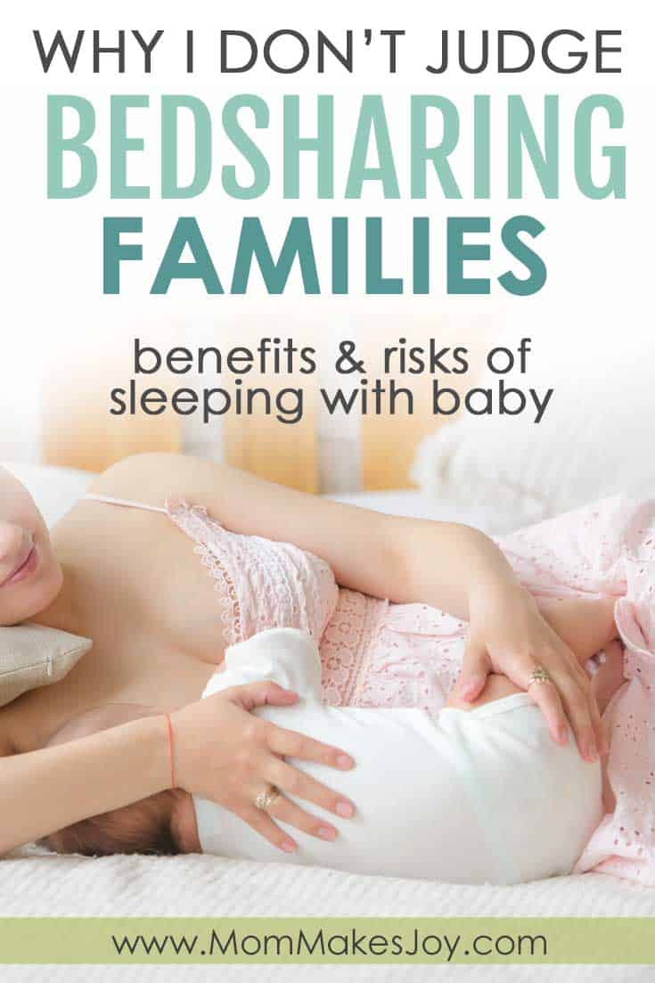 Why I Don't Judge Bedsharing Families: The Benefits & Risks of Sleeping With Baby