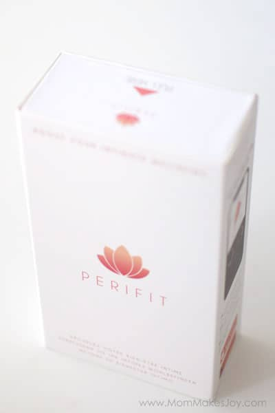 Perifit kegel exerciser - front of box