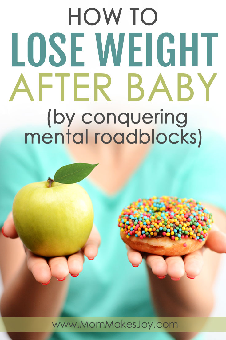 Are you struggling to lose baby weight? You're not alone. Postpartum weight loss can be very challenging. And sometimes, the way we mentally approach weight loss can make it even harder. Here are 5 mental roadblocks that could be sabotaging your postpartum weight loss.